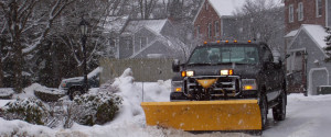beautiful snow removal